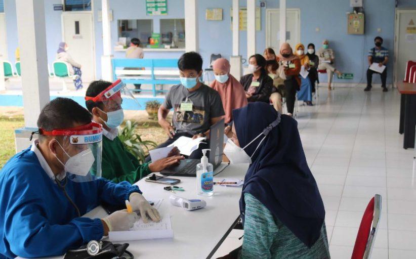 TNI-AU Gelar Serbuan Vaksin Tahap 2