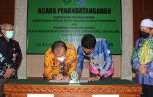 Gangan Manis Disdukcapil Banjar-PN Martapura Diluncurkan