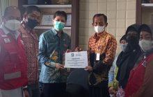 PMI Tala Kirim Bantuan untuk Korban Banjir Katingan