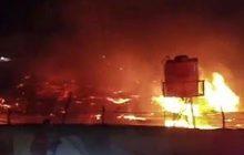 Lapas Tangerang Terbakar, 41 Tewas