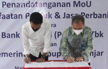 Banjar dan Bank Mandiri Teken MoU