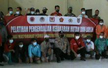 MPA Tala Ikuti Pelatihan Pengendalian Karhulta