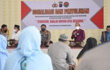 Mabes Polri Sosialisasi Cegah Radikalisme dan Terorisme di Darul Ilmi