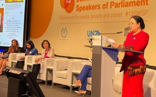 Puan Didaulat Jadi Panelis Pertemuan Ketua Parlemen Perempuan Dunia