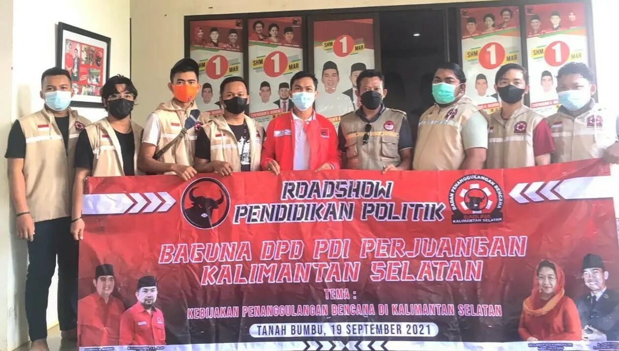 Baguna PDI-P Roadshow Pendidikan Politik