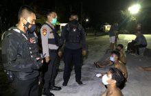 Tawuran Pemuda Digagalkan Samapta Polda