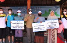Bank Kalsel Charity RideTebar Kebaikan