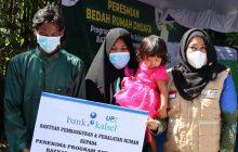 UPZ Bank Kalsel Dukung Baznas Bedah Rumah Dhuafa