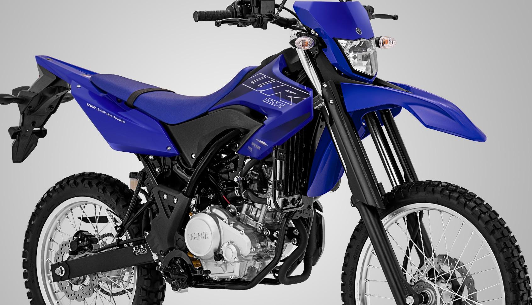 Yamaha WR 155 R Hadir dengan Warna dan Grafis Baru