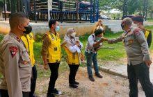 Personel Polda Kalsel Diingatkan untuk Patuhi Prokes