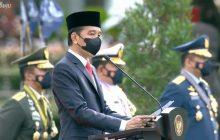 Jokowi Minta TNI Mandiri dalam Industri Pertahanan