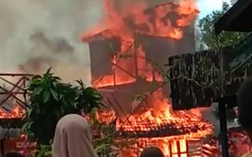 Kampung Walet Geger Api