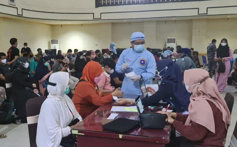 Lanal Banjarmasin-Kadin Banjar Kolaborasi Gelar Servak Maritim