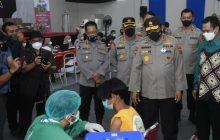 Alumni Akpol 1999 Gelar Vaksin Presisi